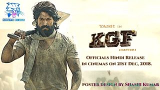KGF Chapter 1 (2018)